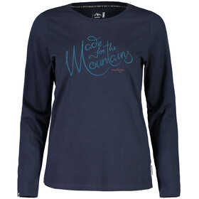 Maloja SpelmaM. Longsleeve Women mountain lake